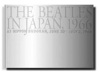 写真集 ビートルズ イン ジャパン 1966